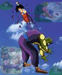 Goku vs Pikoro