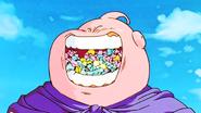 Masticando dulces