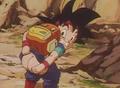 Goku jr. mooning 4