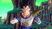 Goku with Vegeta's Body (Xenoverse)