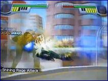 Shining Rage Attack3