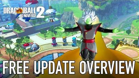 Dragon Ball Xenoverse 2 - PS4 XB1 PC SWITCH - Free Update Overview
