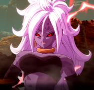 Android 21 (Evil) (Cell absorbed)