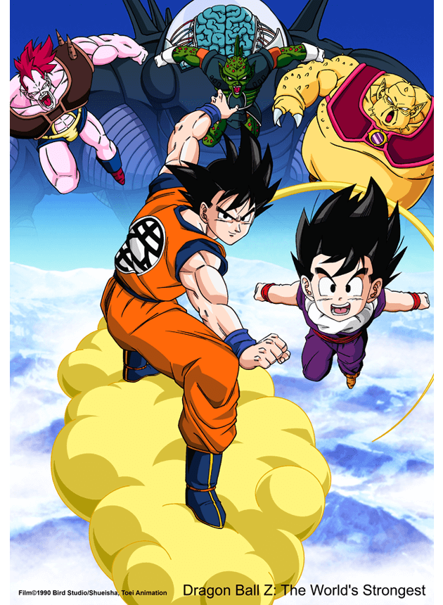 Dragon Ball Z The Worlds Strongest