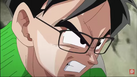 DXRD Caption of mad adult Gohan about to kill Frieza's soldiers - Fukkatso No F