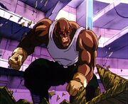 Sergente Metallic OVA