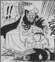 Dio Goku Piccolo