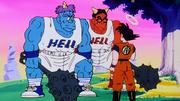 Goku nell'Inferno