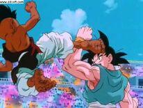 Goku y Oob