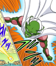 Namekian Savior