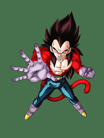 Super Saiyan 4 Dragon Ball Wiki Fandom