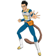 Beets Super Dragon Ball Heroes WM mu22