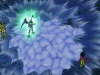 Explosión de Hielo