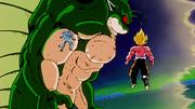 Freezer e Son Goku rimangono su Namek