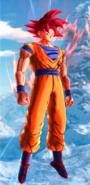 Goku God DB Legends