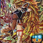 Raditz Super Saiyan 3 - Dragon Ball Heroes