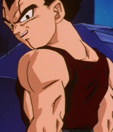 Vegeta Baby en estado base