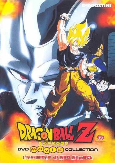 Dragon Ball Z L'invasione di Neo Nameck