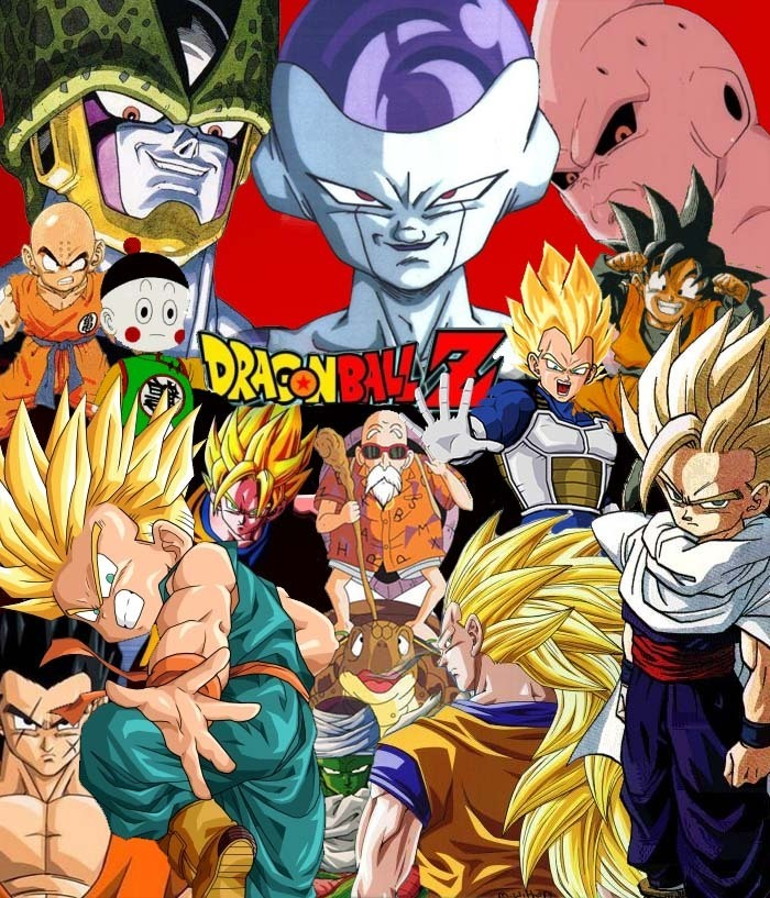 dragonball z wallpaper dragon ball z 5291370 700 817jpg - Dragon Ball Z Com