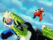 Trunks vs cell 5