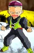 DB Fusions Earthling Android Android 33 (Status Profile)