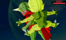 DB Fusions Saibaman Explosion (Special Move - Pic 2)