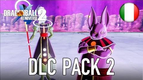 Dragon Ball Xenoverse 2 - PC PS4 XB1 - DLC Pack 2 (Italian)