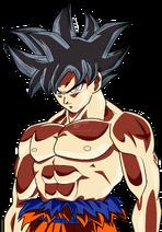Goku limit break dragon ball super new form by al3x796-dbkdy77