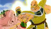 Nappa contro Tenshinhan
