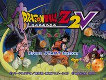 DBZ2V Menu