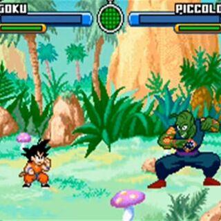 La Prateria di Yajirobei in Dragon Ball Advanced Adventure