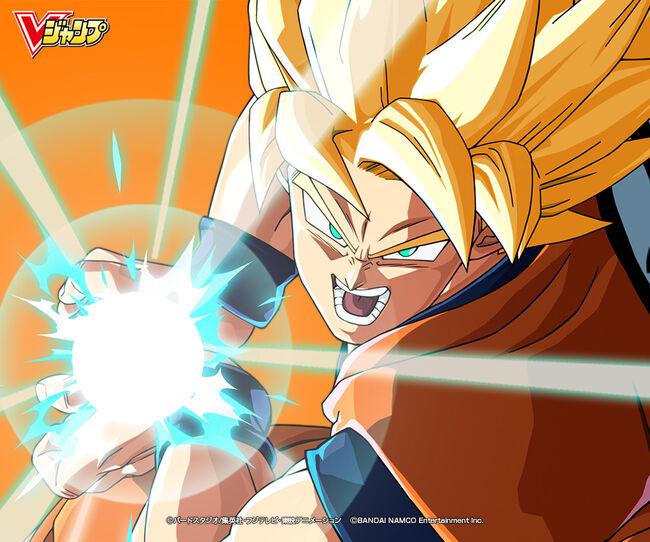 Dragon Ball FighterZ Promo Art V-Jump