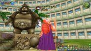 Estatua del Capitán Bacterian