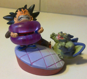 Giran MegaHouse Capsule Neo TenkaichiBudokai b