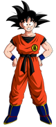 Goku DB fullorðinn