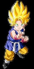Goku GT Super Sayan