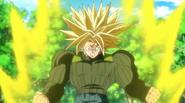 Trunks termina de transformar (DBS) - Dragon Ball Wiki