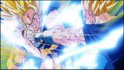 Vegeta Vs Goku 0