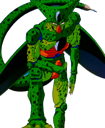 Image - Cell-Imperfect.png | Dragon Ball Wiki | FANDOM powered by ...