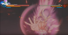 DBXV2 Full Power Frieza firing Last Emperor