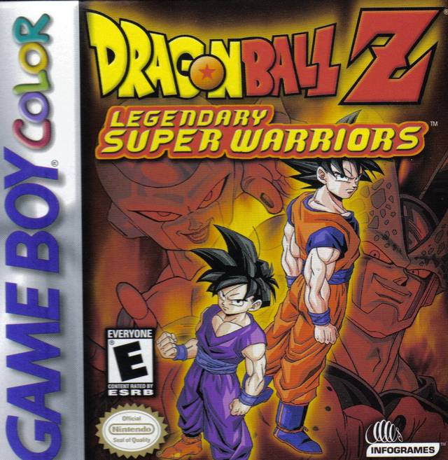 Dragon Ball Z: Legendary Super Warriors | Dragon Ball Wiki | FANDOM