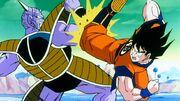 Ginew contro Goku