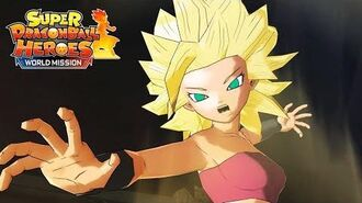 Italiano Super Dragon Ball Heroes World Mission - Free Update 3 - PC Switch