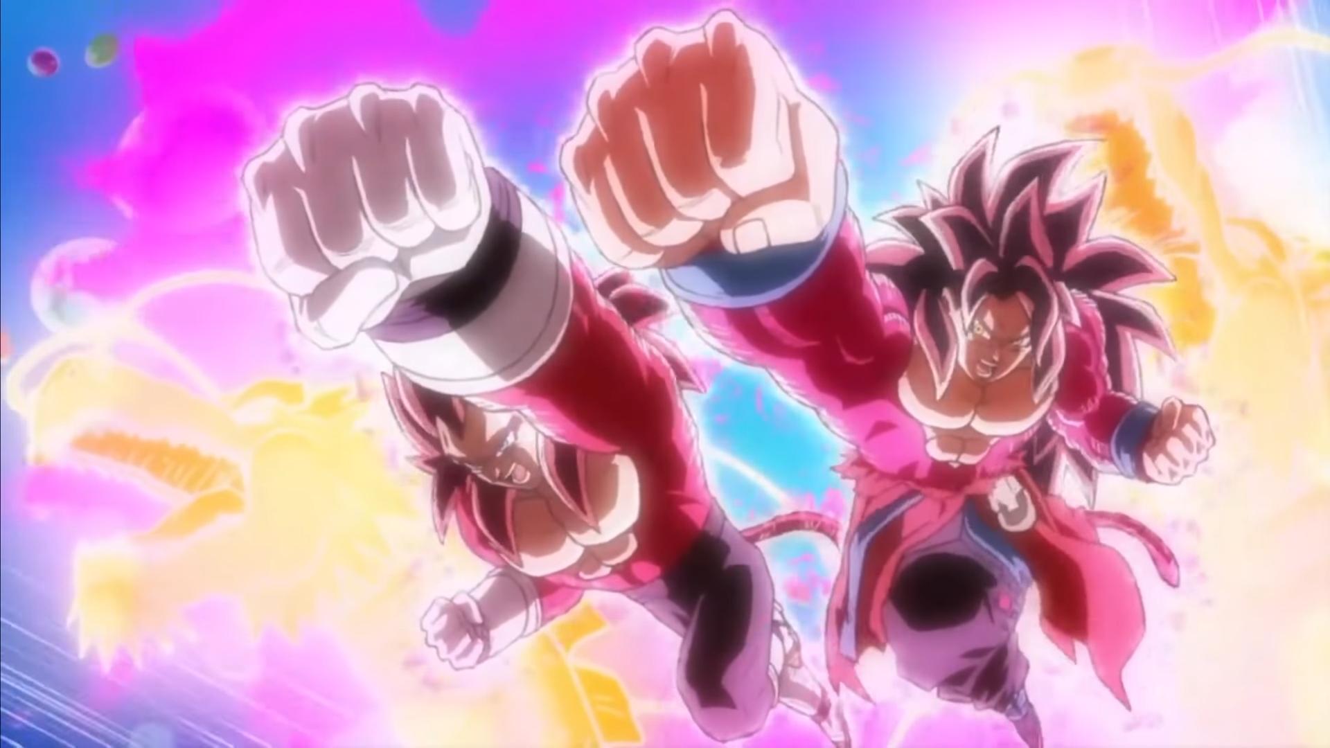 Limit Breaker Double Ultimate Dragon Fist Dragon Ball Wiki Fandom