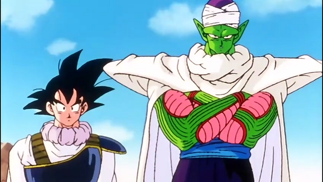image piccolo and goku looking soldierly png dragon ball wiki