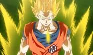 Super Saiyajin Fase 2 La Batalla de los Dioses