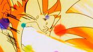 Body Change Goku
