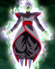 Fusion Zamasu Full Body