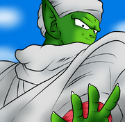 Piccolo by wLadyBrunEta
