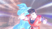 DBXV2 Future Gohan (1.09.00 Update DLC) Father-Son Kamehameha (Partner Customization Ultimate Skill)